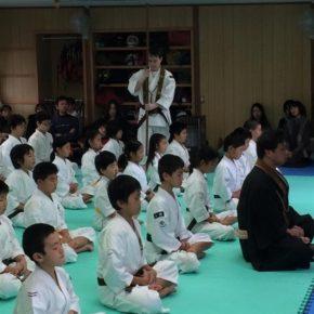 2015年新春法会・入門式 (2)