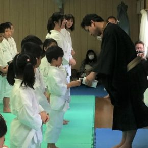 2015年新春法会・入門式 (3)