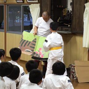 2016年しんちゃん読み聞かせライブ (4)