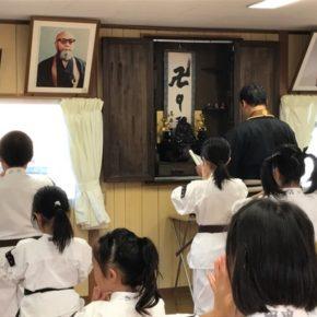 2016年達磨忌法要 (2)
