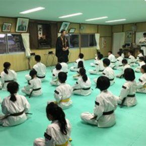 2017年開祖忌法要・入門式 (4)