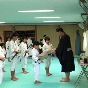 2018年新春法会・入門式 (6)