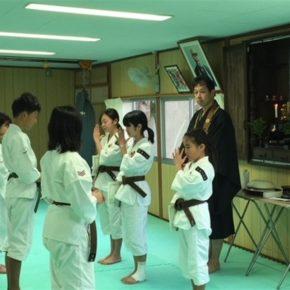 2018年新春法会・入門式 (7)