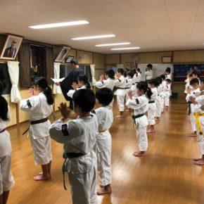 2018年達磨忌法要・入門式 (1)