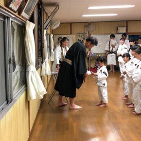 2018年達磨忌法要・入門式 (5)