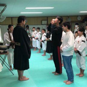 2019年新春法会・入門式 (12)