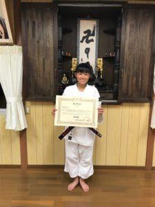 【拳士の記録】2018年6月昇級・昇段者 (3)